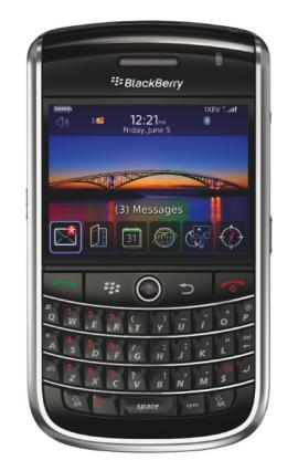 BlackBerry Tour