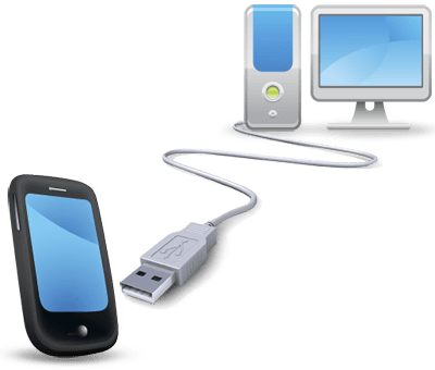 Outlook 2010 USB sync with phones