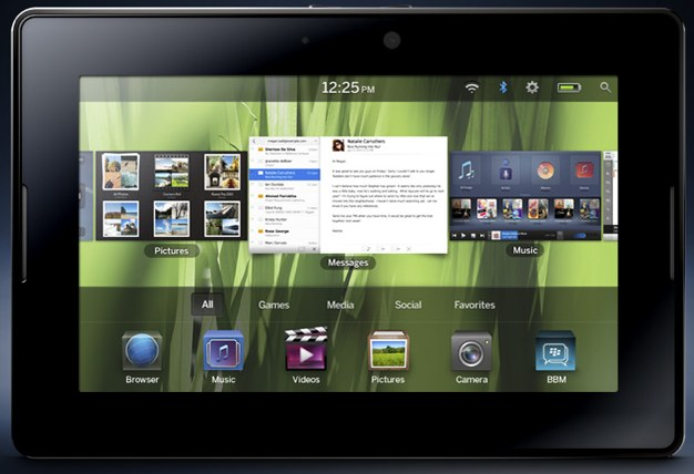 BlackBerry PlayBook by RIM