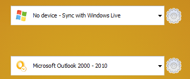 Sync Outlook 2010 to Outlook.com