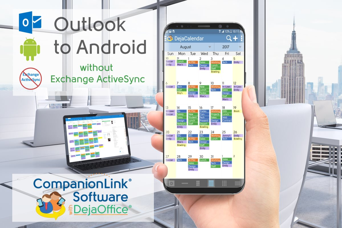 Category: Outlook Sync | - CompanionLink Blog