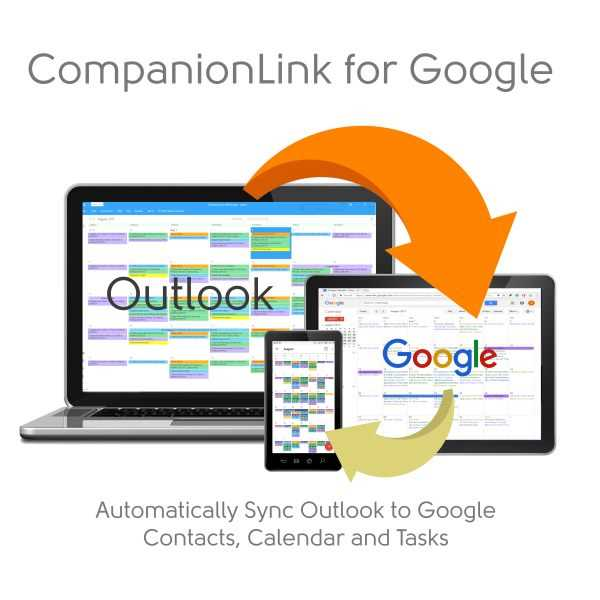 CompanionLink for Google - Google Sync for Contacts