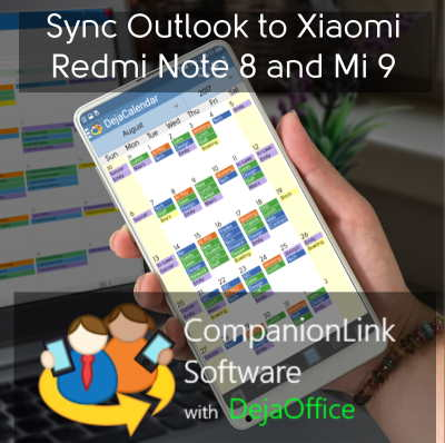 Android Outlook Sync by CompanionLink