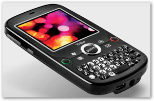 CompanionLink works with the Palm Treo Pro
