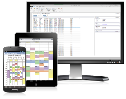 Sync Outlook BCM with Android, iPhone
