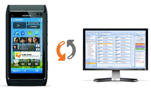 Sync your PC with Nokia Symbian devices