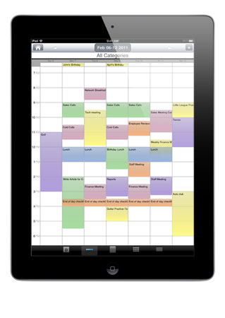 Sync software for iPad