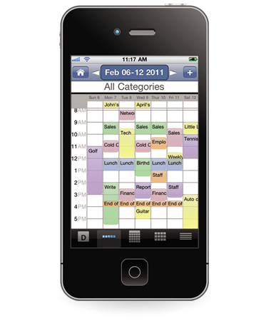 Sync software for iPhone