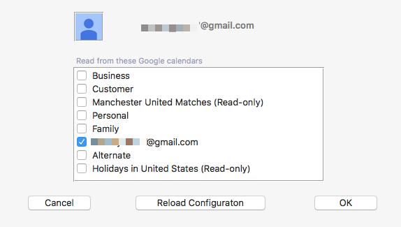 DejaDesktop for Mac Google