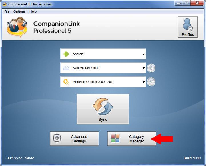 Resultado de imagen de CompanionLink Professional